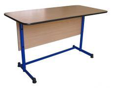 PRIMUS učitelský stůl s clonou